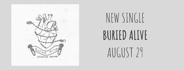 BURIED ALIVENEW SINGLE OUT AUG 29
